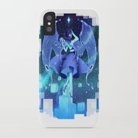 steven universe iPhone & iPod Cases featuring steven universe lapis lazuli by Shade-Umbra