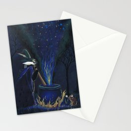 Brewing Potions (Mr Badger Series) Stationery Cards