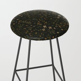 Old World Florals Bar Stool
