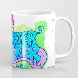 Monster Thirst (Purple) Coffee Mug
