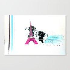 Son Paris 1.5 Canvas Print