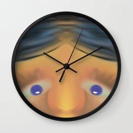 Look up in Wonder Wall Clock