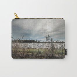 Florida Cotton Fields  Carry-All Pouch