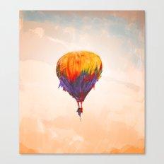 Globum Canvas Print