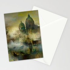 The gondolier Stationery Cards