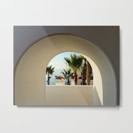 Hamilton Cove, Catalina Island-II Metal Print