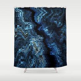 Shocker Shower Curtain