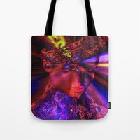 "princess Tote Bags featuring "" Princess "" by shiva camille"