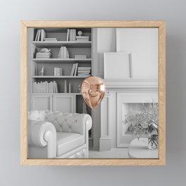Balloonize II Framed Mini Art Print
