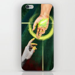 Dragon Age Inquisition - Hope iPhone Skin