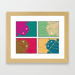 Android Warhol Framed Art Print