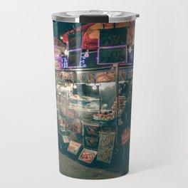 New york city Food Travel Mug