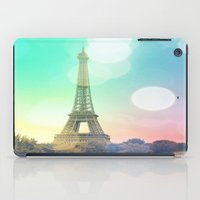 paris iPad Cases featuring Paris. by WhimsyRomance&Fun