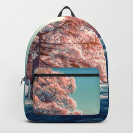 winter scene #society6 #decor #buyart Backpack