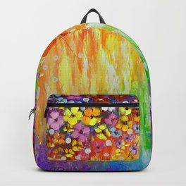 Melody of colors Backpack