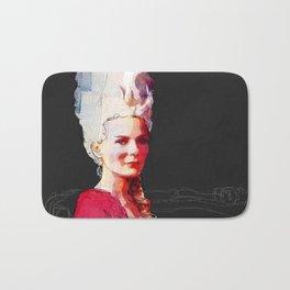 Kirsten Dunst as Marie Antoinette Bath Mat