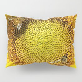 The Bees Knees Pillow Sham