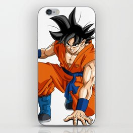 Fan Art Goku Dragonball iPhone Skin
