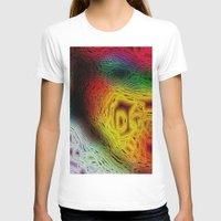 sofa T-shirts featuring Sahel Kazemi's Sofa II by RingWaveArt
