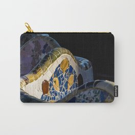 Gaudi pattern Carry-All Pouch
