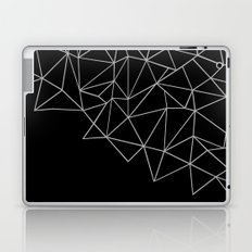 Ab Storm Black Laptop & iPad Skin