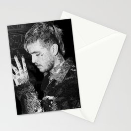 Lil Peep Poster Print, Lil Peep Room Home Bedroom Wall Art Decor Themed Gift Unframed Stationery Cards