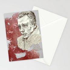 Camus - The Stranger Stationery Cards