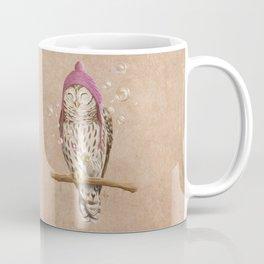 Happy Owl Coffee Mug