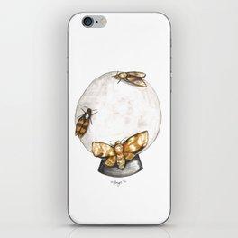 Deathmoths iPhone Skin