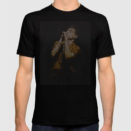Ian Curtis : Unknown Pleasures T-shirt