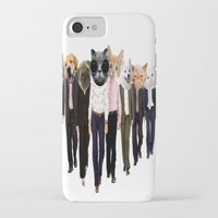 charmaine olivia iPhone & iPod Cases featuring Olivia by ∆∑M¬