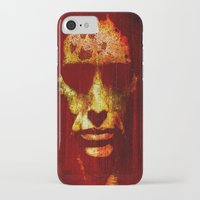 witch iPhone & iPod Cases featuring witch by Ganech joe