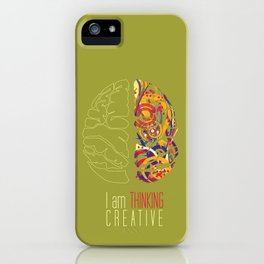I am thinking Creative iPhone Case