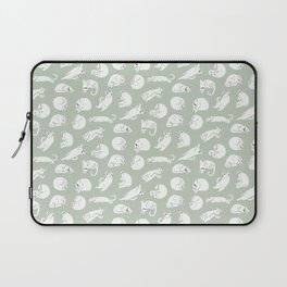 Portraits of a Cat Nap Laptop Sleeve