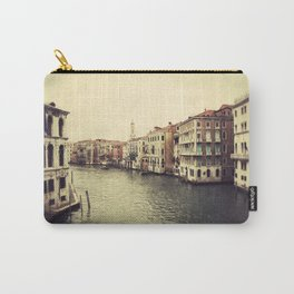 Grand Canal in Venice Carry-All Pouch