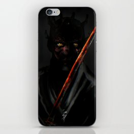 Katana Maul iPhone Skin