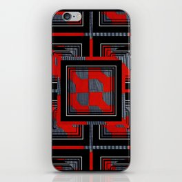 Bow Tie 8 iPhone Skin
