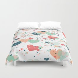 Pure Love Duvet Cover