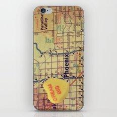 Dream Big Phoenix iPhone & iPod Skin