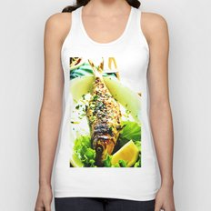 Lunch Unisex Tank Top