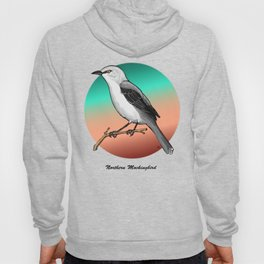NORTHERN MOCKINGBIRD Hoody
