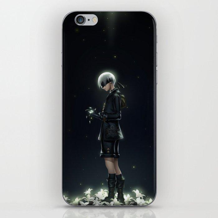 NieR: 9S iPhone Skin