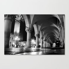 Venice #1 Canvas Print