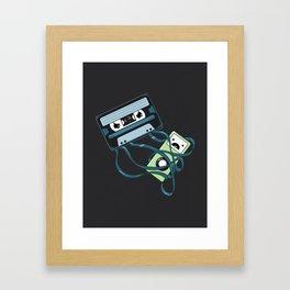 The Comeback Framed Art Print