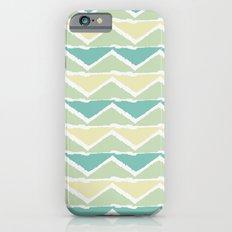 ocean triangles Slim Case iPhone 6s