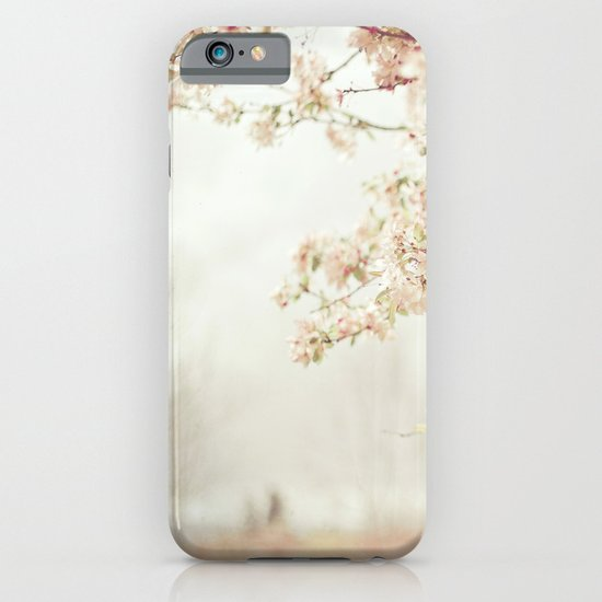 Cherry Tree Garden iPhone & iPod Case