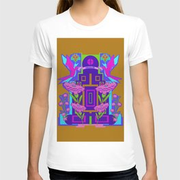 Temple of Flowers T-shirt