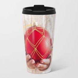 Christmas balls Travel Mug