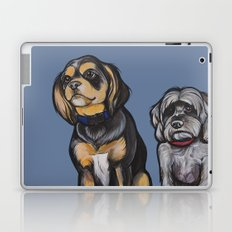 Charlie and Max Laptop & iPad Skin