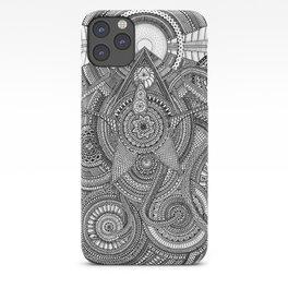 Tiny Geometries iPhone Case